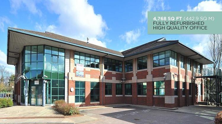 1st Floor, St Andrews House, Kelvin Close, Birchwood, Warrington, Cheshire
