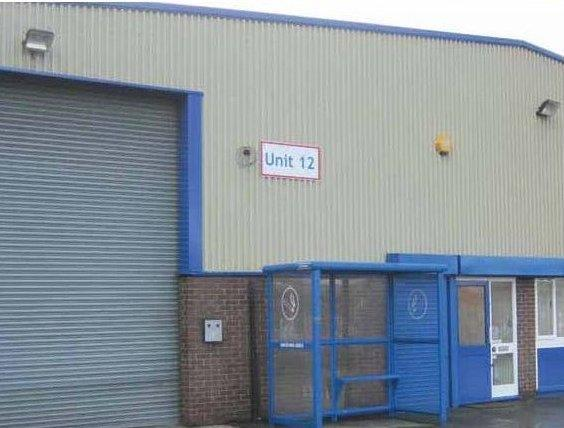 Unit 12, Clayton Industrial Estate, Crabtree Lane, Manchester