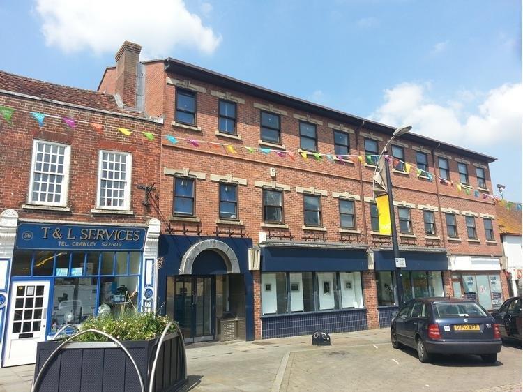 Units 1 & 2, 38-42 High Street, Crawley, West Sussex