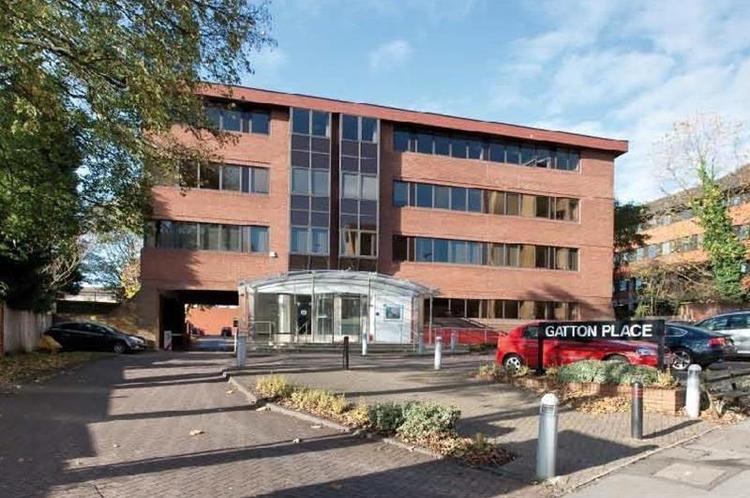 1st Floor Rear, Gatton Place, St Matthews Road, Redhill, Surrey