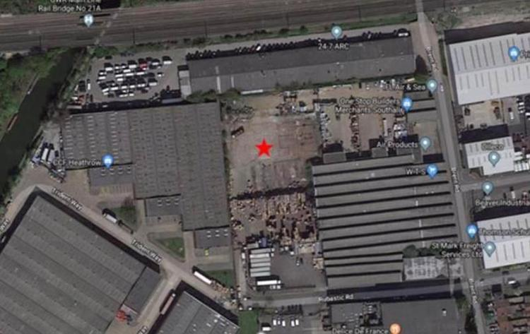 163 - 165, International Trading Estate, Brent Road, Southall, Middlesex