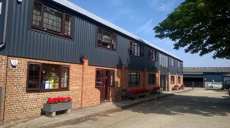 The Dutch Barn, Bottom Barn Farm, Berry's Hill, Cudham, Kent