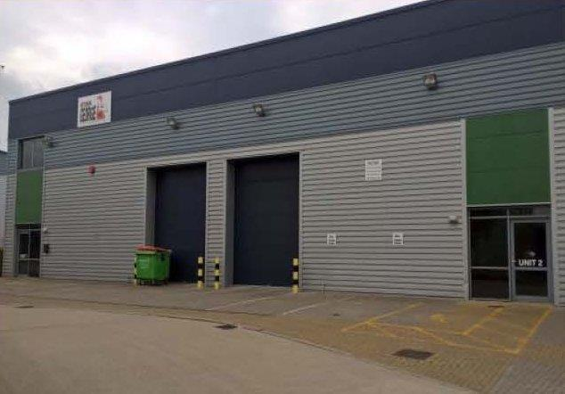 Units 1 & 2, Rochester Trade Park, Maidstone Road, Rochester City Airport, Rochester, Kent
