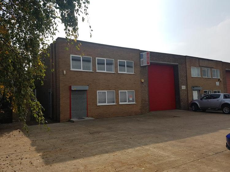 Unit D18 J31 Park, Motherwell Way, West Thurrock, Grays, Essex