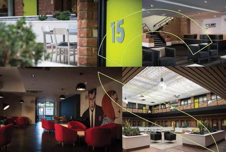 1st Flr, Unit 21, St James Business Centre, Wilderspool Causeway, Warrington, Cheshire