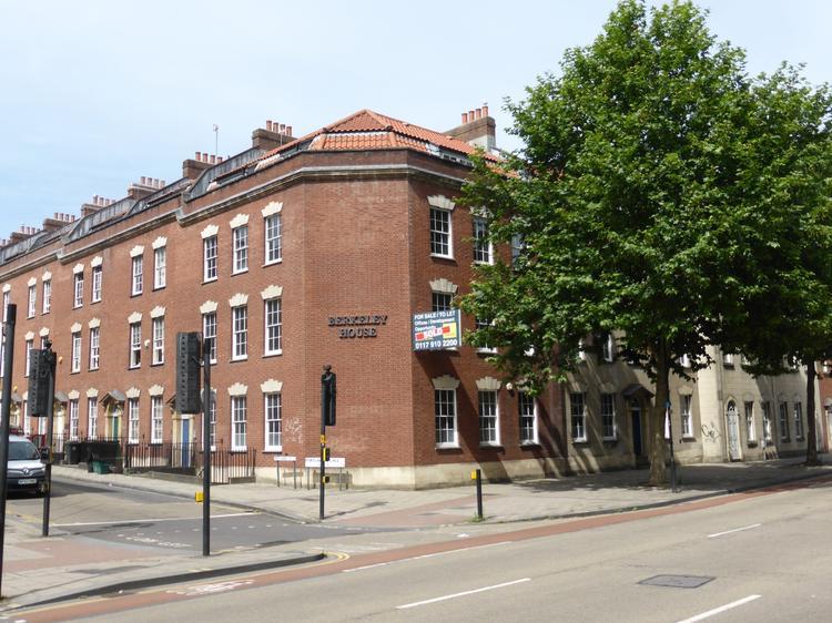 BERKELEY HOUSE, 8 Pritchard Street, BRISTOL