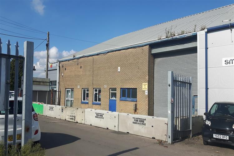 Unit 4 Gulf Works, Off Penarth Road, CARDIFF