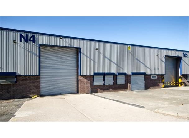 Unit N4, Central Park Trading Estate, Manchester