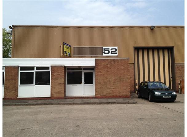 Unit 52, Gravelly Industrial Park, Birmingham