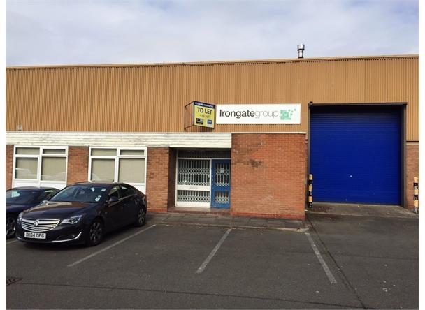 Unit 40, Gravelly Industrial Park, Birmingham