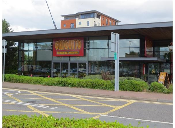 The Red Dragon Centre, Cardiff
