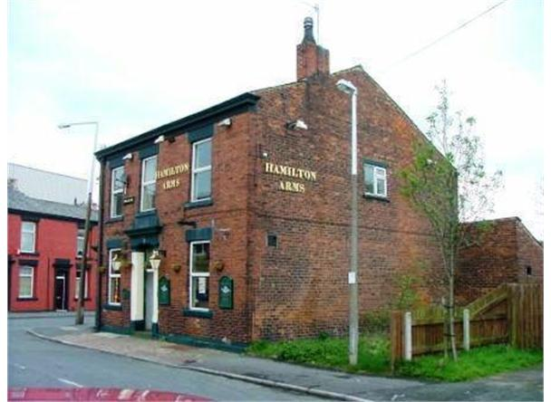 Hamilton Arms, Blackburn