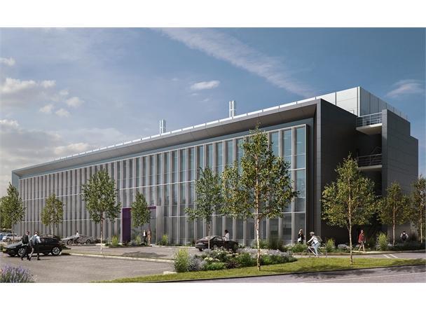 Development plot 420, Science Park, Cambridge