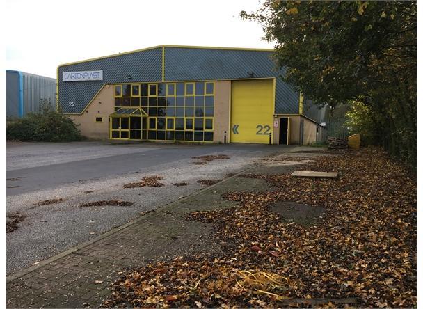 Unit 22, Shaw Lane Industrial Estate, Doncaster
