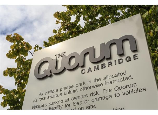 The Quorum, Cambridge