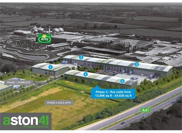 Phase 3, Unit 4 Aston 41, Aylesbury