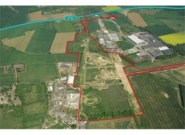 Land at Stanton, Bury St. Edmunds