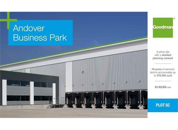 Andover Business Park, Andover Park, Andover