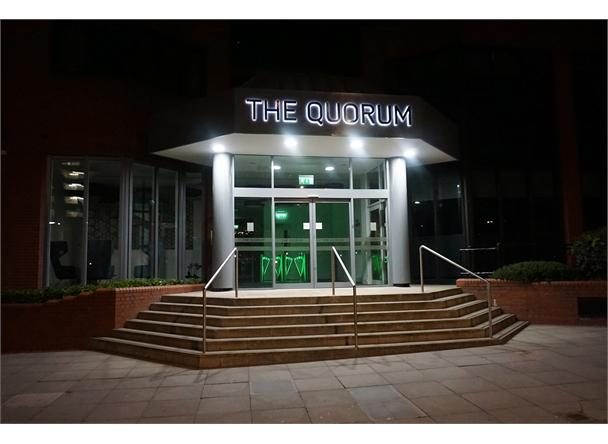 The Quorum, Bristol