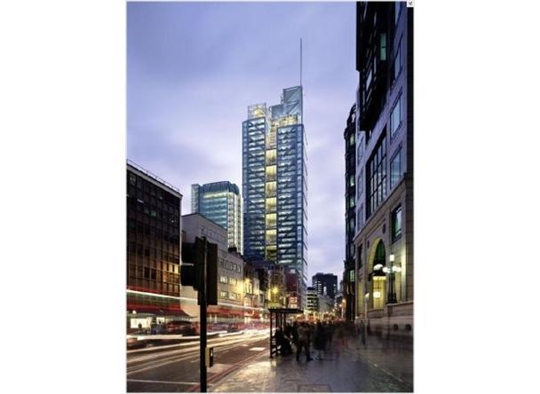 Salesforce Tower, London