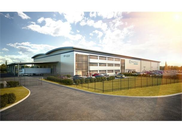 Advanced Manufacturing Hub, Birmingham