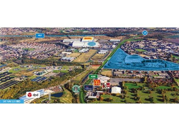 Stonebridge Cross Logistics Park, Liverpool
