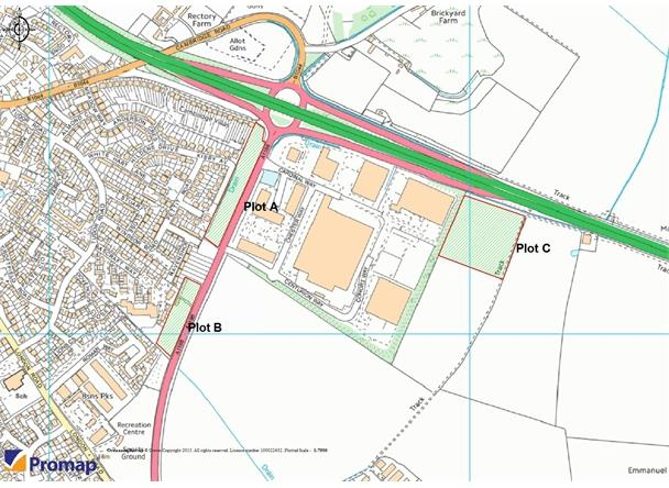 Strategic Commercial Land, Huntingdon