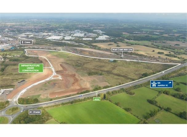 General Industrial, Industrial, To Let, For Sale Leasehold, Available, Crewe Commercial Park, Crewe