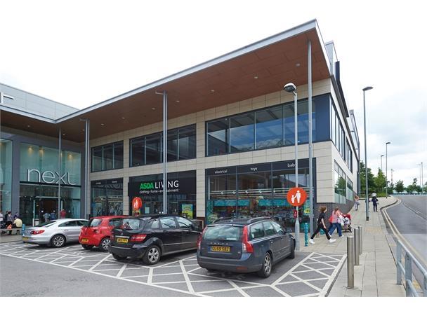 Trinity Walk Centre, Wakefield