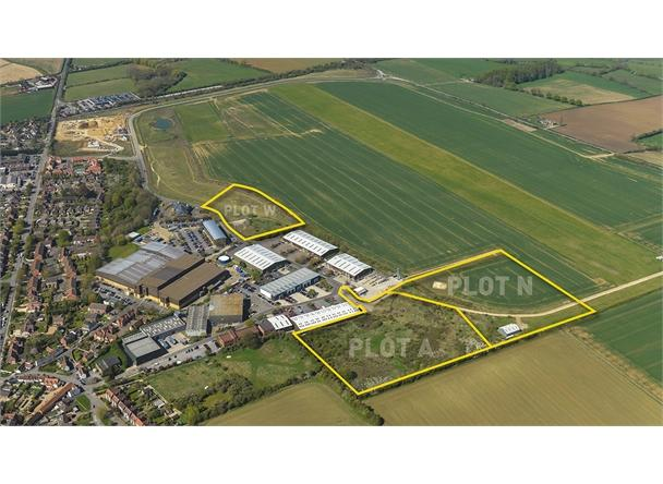 Haddenham Business Park, Nr. Thame