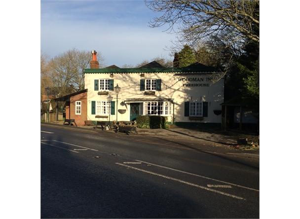 Woodman Inn, Southampton