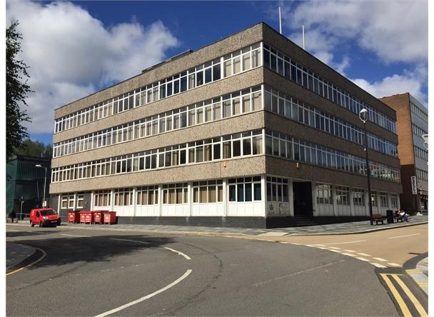 Government Buildings, Merthyr Tydfil