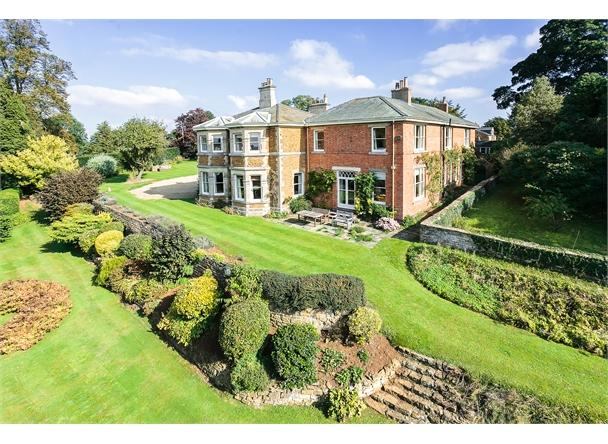 Harston House, Grantham