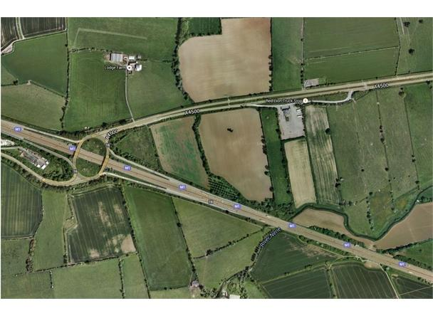 Midway, Junction 16, M1, Northampton
