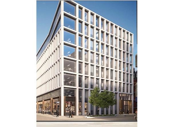 1Bedford Avenue, London
