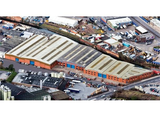 Bay 1, Aston Works, Birmingham