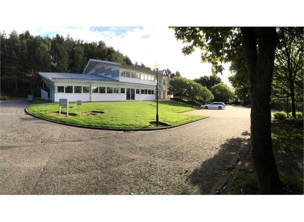 Glover Pavilion, Aberdeen