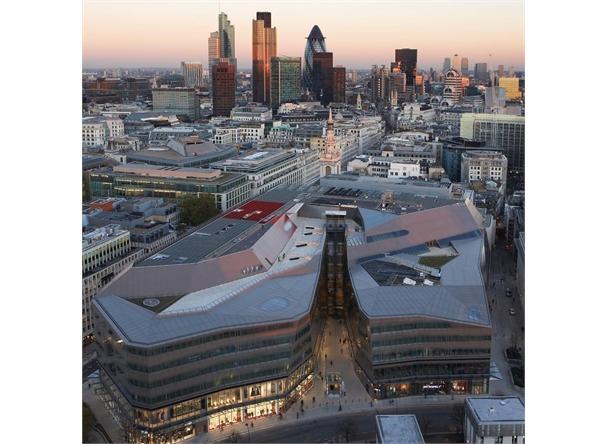One New Change, London