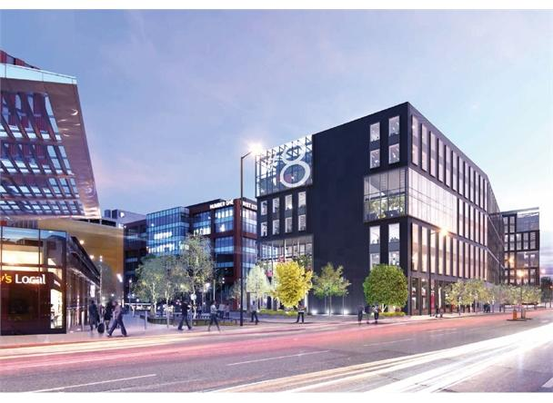 1st Floor, Number 8, First Street, Manchester