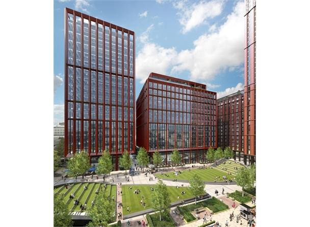 Office, Offices, To Let, Available, 1st Floor, No.2 Circle Square, Manchester