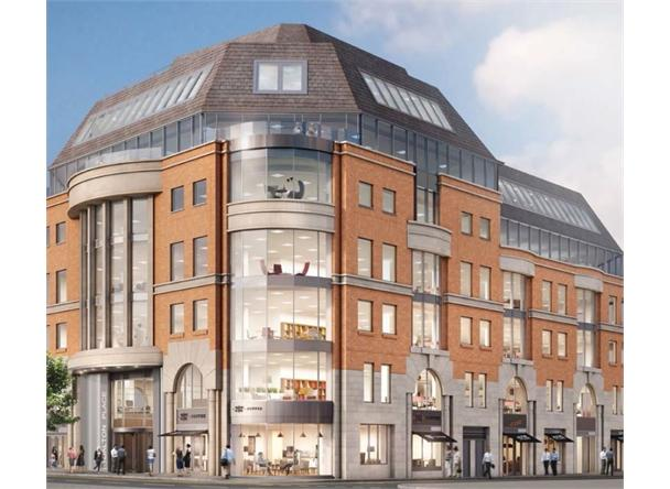 1st Floor, Dalton Place, Manchester