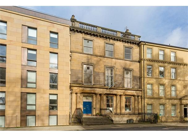UNDER OFFER 11 Hillside Crescent, Edinburgh