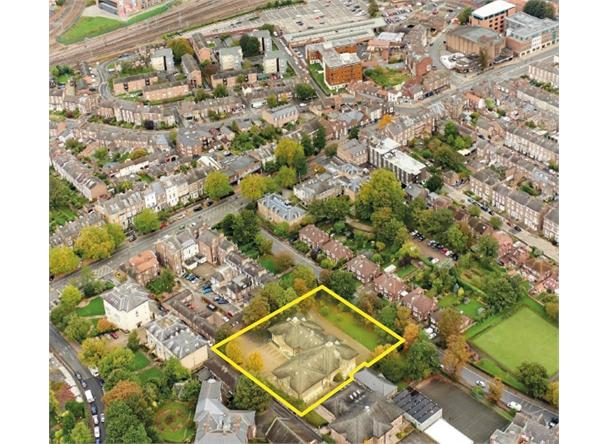 UNDER OFFER Mill Mount Court, York