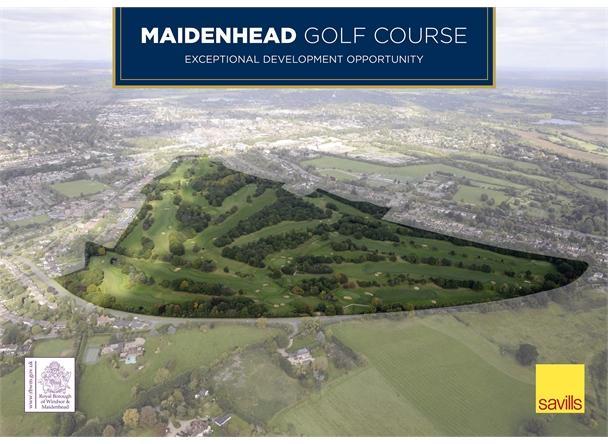 UNDER OFFER Maidenhead Golf Course, Maidenhead