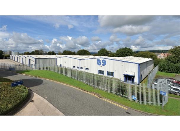 Unit B9, Heywood Distribution Park, Heywood