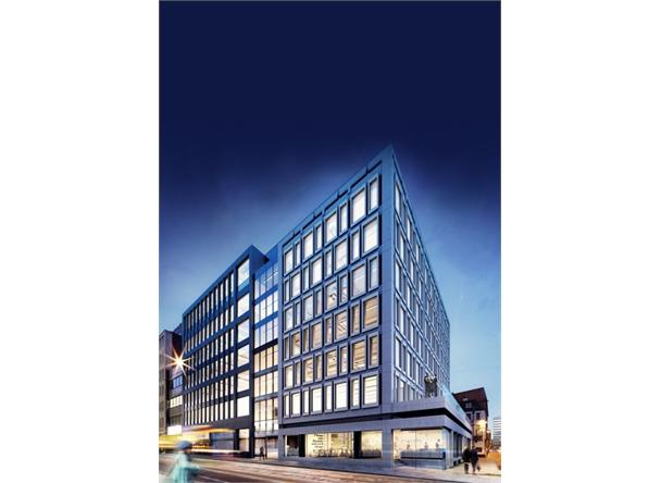 2nd Floor (North), Hyphen, Manchester