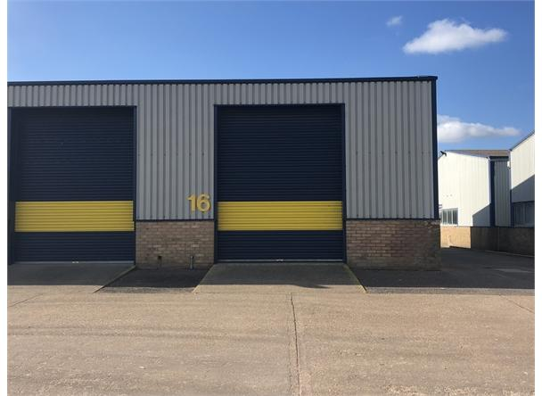 Roman Way Industrial Estate, Huntingdon