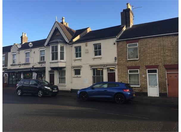 UNDER OFFER 79-79A Eastfield Road, Peterborough