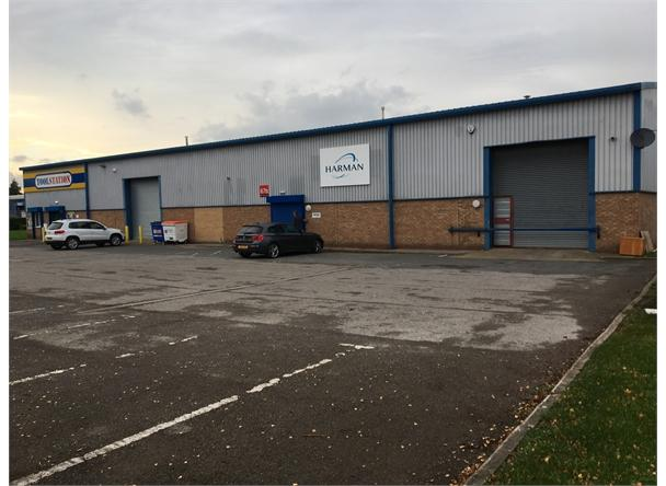 Unit 67B, Audax Road, York