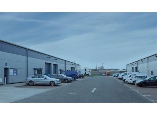 Dundyvan Enterprise Park, Coatbridge